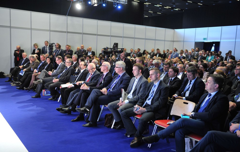 © PTWP; European Economic Congress
