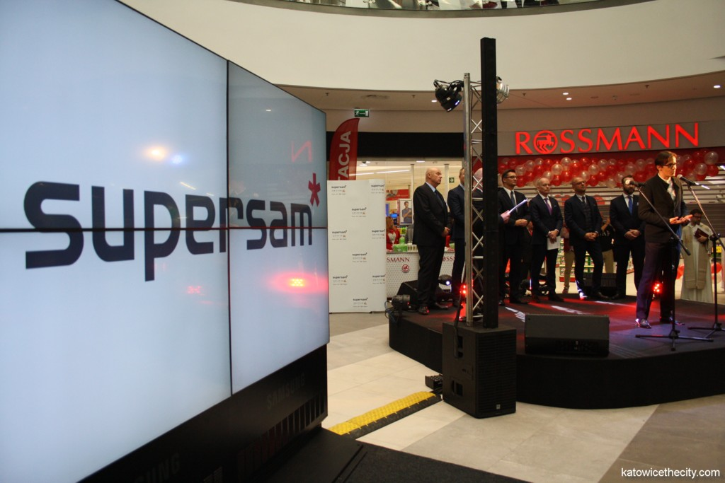 Opening ceremony of Supersam in 2015