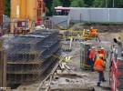 Strabag started ground works on .KTW I