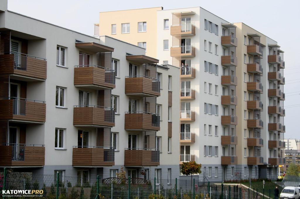 Housing estate Murapol Bażantów