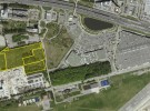 ŚDSM sells plots right alongside Francuska Park