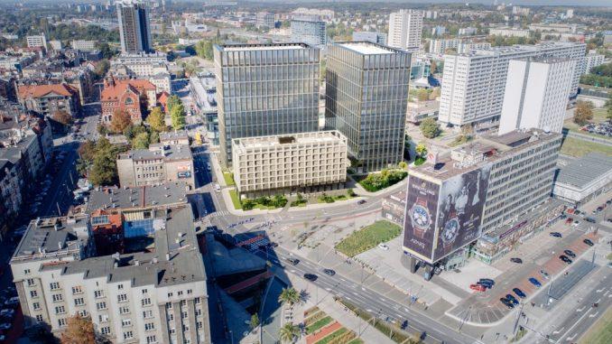 Vastint Poland started demolition of the Silesia hotel